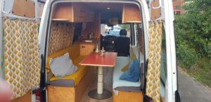 Camper interieur pimpen